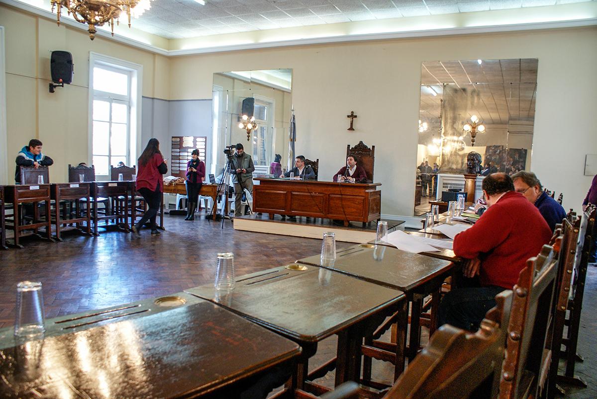 Se suspendió la sesión para tratar Presupuesto - [Noticias de Luján ...